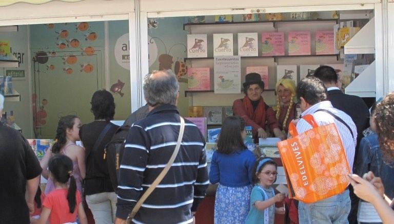 Optimismo para el segundo fin de semana de la Feria del Libro,tras el éxito del primero