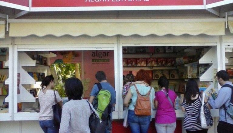 Algar Editorial cierra la Feria del Libro de Madrid con un balance muy positivo