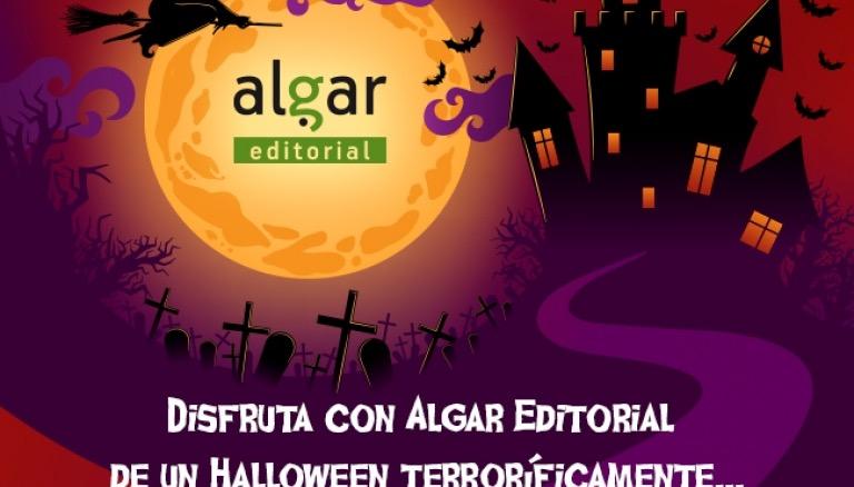 Disfruta con Algar Editorial de un Halloween terroríficamente... ¡divertido!