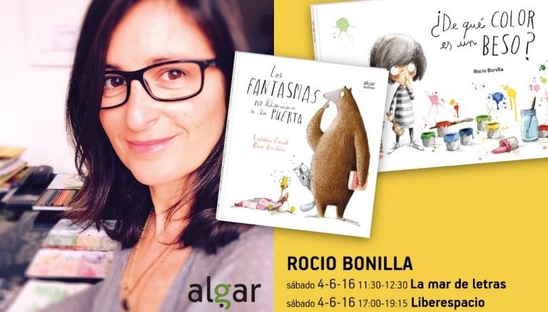 Calendario de firmas para la Feria del Libro de Madrid