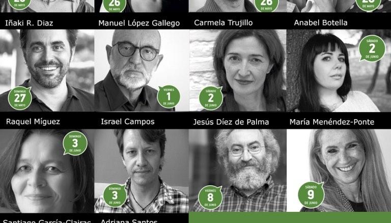 ¡Te esperamos en la 77 Feria del Libro de Madrid!