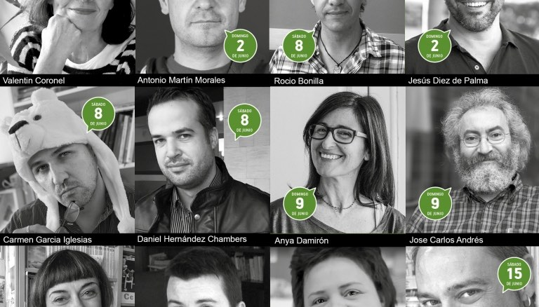 ¡Ven a la Feria del Libro de Madrid!