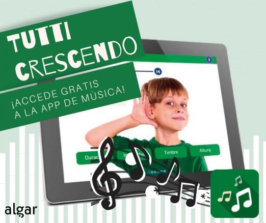Recursos digitales educativos gratis para la asignatura de música