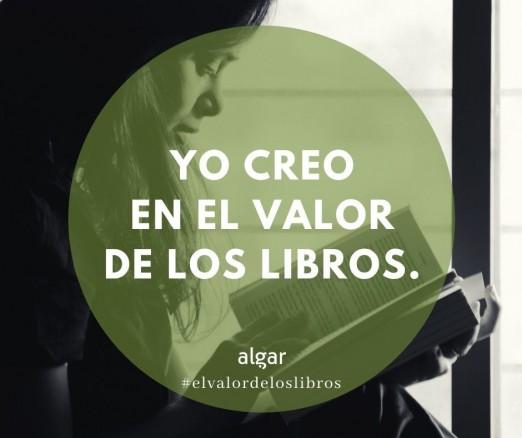 Ahora más que nunca, ¡reivindiquemos el valor de los libros!