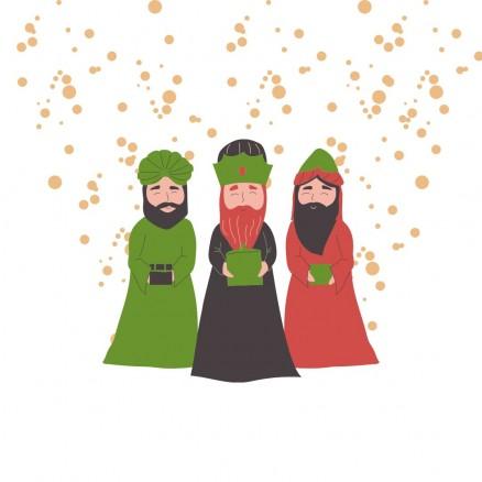 Queridos Reyes Magos... Carta a los Reyes Magos para descargar e imprimir