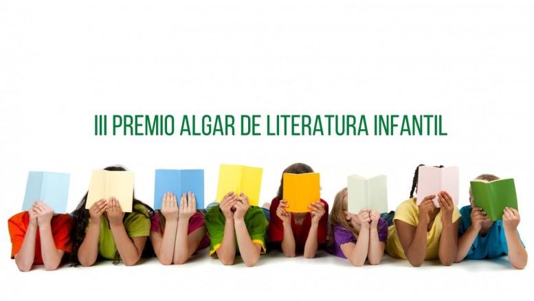 Algar convoca el III Premio de Literatura Inffantil