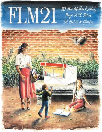 Calendario de firmas de la Feria del Libro de Madrid