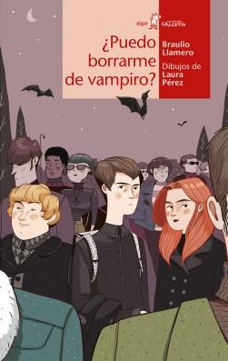 ¿Puedo borrarme de vampiro?