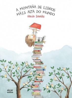 A montaña de libros máis alta do mundo