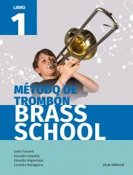 Método de trombón. Brass School 1