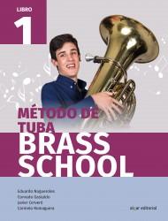 Método de tuba. Brass School 1