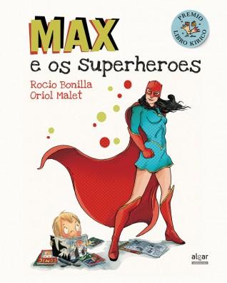 Max e os superheroes