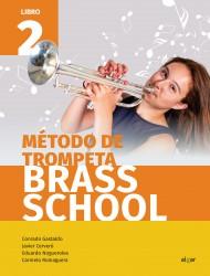 Método de trompeta. Brass School 2