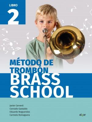 Método de trombón. Brass School 2