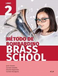 Método de bombardino. Brass School 2