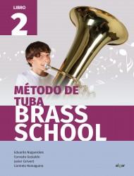 Método de tuba. Brass School 2