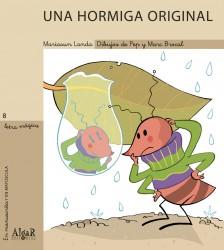 Una hormiga original