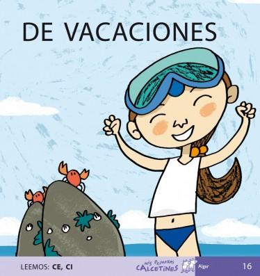 DE VACACIONES (Leemos: CE, CI)