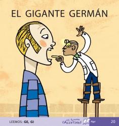 EL GIGANTE GERMÁN (Leemos: GE, GI)