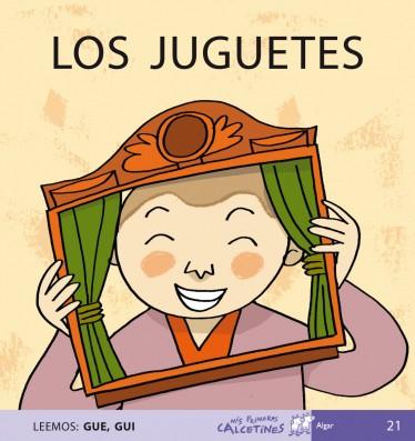 LOS JUGUETES (Leemos: GUE, GUI)