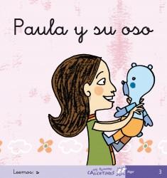 Paula y su oso (Leemos: s)