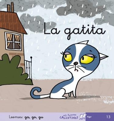 La gatita (Leemos: ga, go, gu)