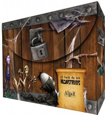 El baúl de los monstruos (Obra completa)