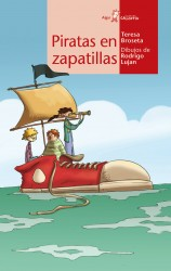 Piratas en zapatillas