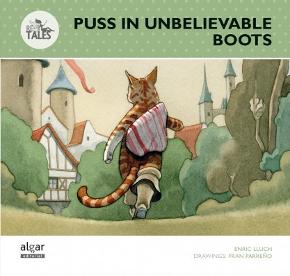 The Cat with the Amazing Boots