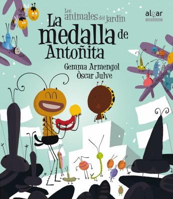La medalla de Antoñita