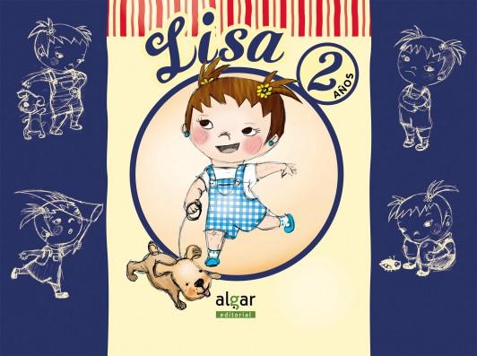 Lisa. 2 años