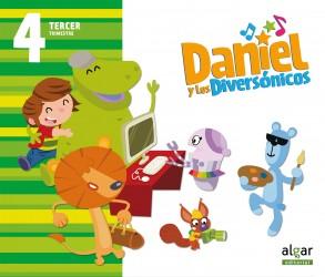 Daniel y los diversónicos. 4 años. Tercer Trimestre