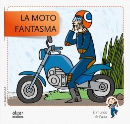 La moto fantasma Mayúscula