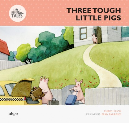 Three Tough Little Pigs