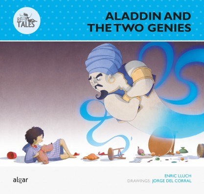 Aladdin and the Two Genies