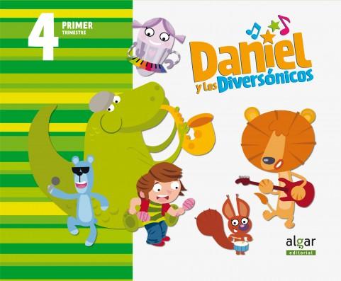 Daniel y los diversónicos. 4 años. Primer Trimestre