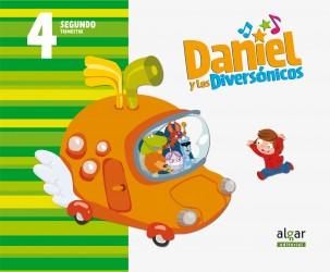 Daniel y los diversónicos. 4 años. Segundo Trimestre