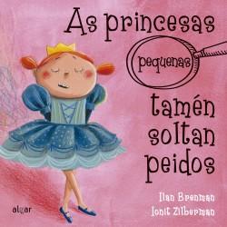 As princesas (pequenas) tamén soltan peidos