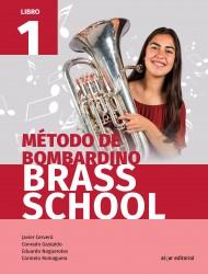 Método de bombardino. Brass School 1