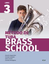 Método de tuba. Brass School 3