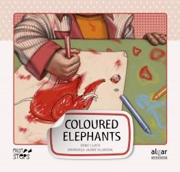 Coloured Elephants