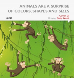Animals Are a Surprise of Colors, Shapes and Sizes