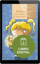 Martina y los enredos del hada Amarilla (libro digital)
