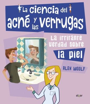 La ciencia del acné y las verrugas
