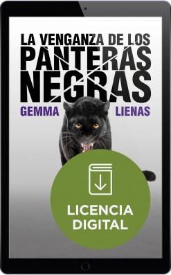 La venganza de los panteras negras (licencia digital)