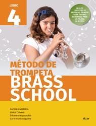 Método de trompeta. Brass School 4