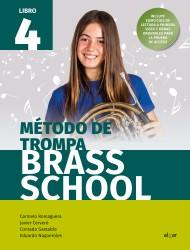 Método de trompa. Brass School 4