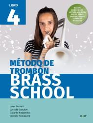 Método de trombón. Brass School 4
