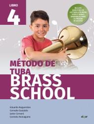 Método de tuba. Brass School 4