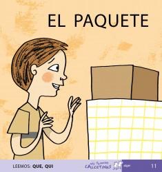 EL PAQUETE (Leemos: QUE, QUI)